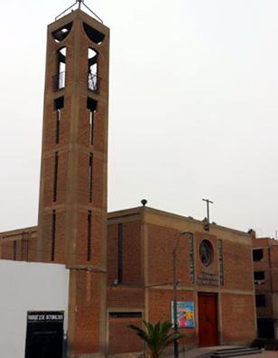 Parroquia Nuestra Señora del Buen Consejo