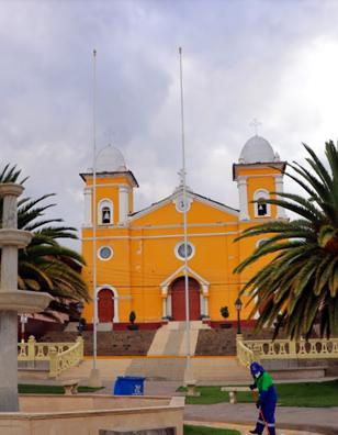 Parroquia San Nicolás de Tolentino